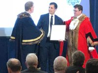 Nantwich dad and former soldier earns national bravery award