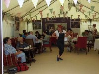 Richmond Village Nantwich opens vintage tea-room for August
