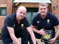 ctchealthcare in Crewe and Nantwich installs public access defibrillators