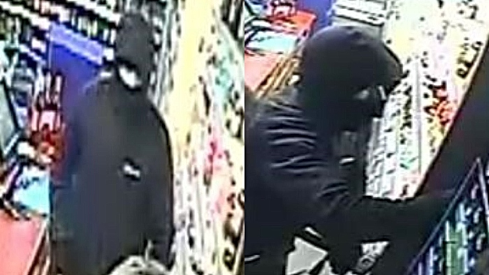 off licence robbery wistaston january 8