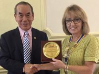 Nantwich Rotary raises £1,800 for earthquake-hit Nepal school