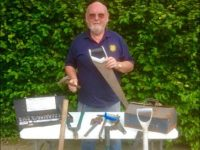 Nantwich Rotary Club issues appeal for unwanted tools