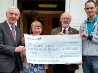Crewe & Nantwich Round Table boosted by £200 Willaston donation