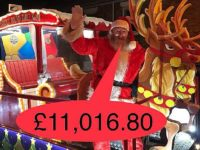 Crewe & Nantwich Round Table Santa raises more than £11,000 in 15 days