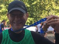 Grieving Nantwich man to tackle three marathons in aid CRY charity