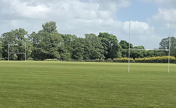 rugby at Vagrants