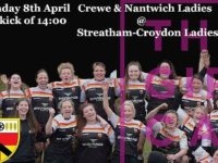 Crewe & Nantwich RUFC ladies face tough cup semi-final