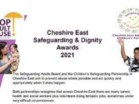 Nominations sought for Safeguarding & Dignity Awards in Cheshire East