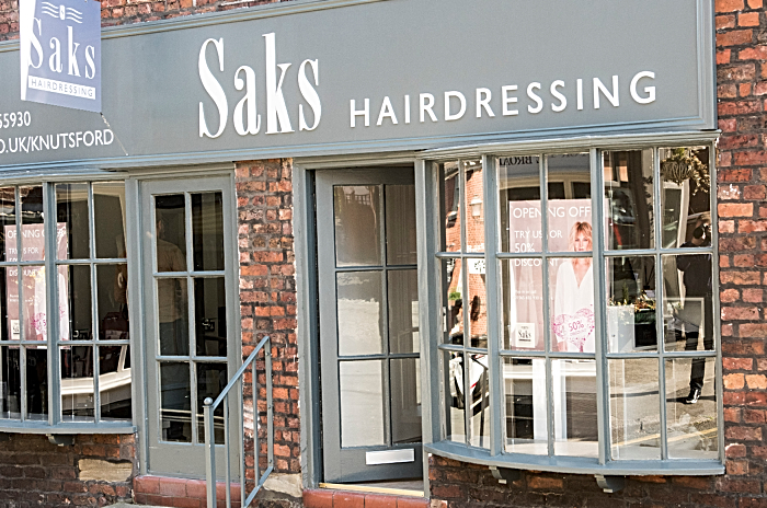 saks knutsford - salon owner paula wood