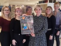 """South Cheshire hair salons join St Luke's Hospice """"cutting edge"""" campaign"""