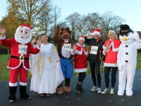 UK Triathlon backs Festive Fun Run at Queens Park