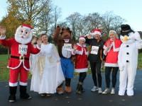 UK Triathlon backs Festive Fun Run at Queens Park