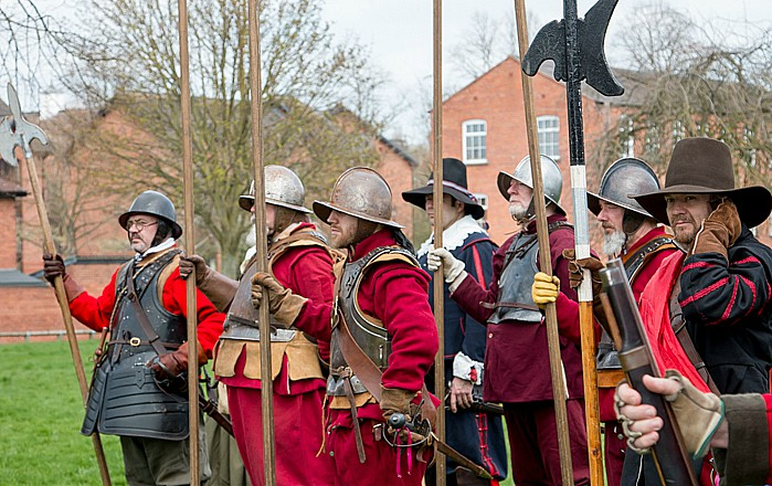 sealed knot plaque ceremony 3