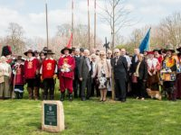 Sealed Knot unveils plaque in Nantwich to mark 46-year association