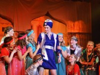"Review: Shavington's Pantomime Voyages of Sinbad ""a delight"""