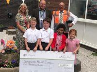Shavington Primary School earns £1,000 from Community Fund Scheme