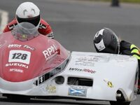 South Cheshire woman lines up for 2021 Sidecar Racing championships