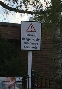 sign outside Weaver Primary in Nantwich