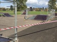 Barony skate park will reopen, vows Nantwich councillor