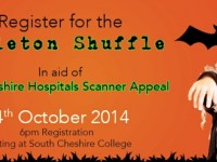 Skeleton Shuffle event to be staged for new Leighton Hospital MRI scanner