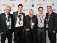 Nantwich brothers triumph in national SkillBuild awards