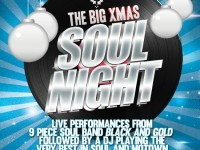 "Nantwich Civic Hall to stage ""Big Christmas Soul Night"""