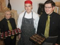 South Cheshire College restaurant celebrates AA Rosette