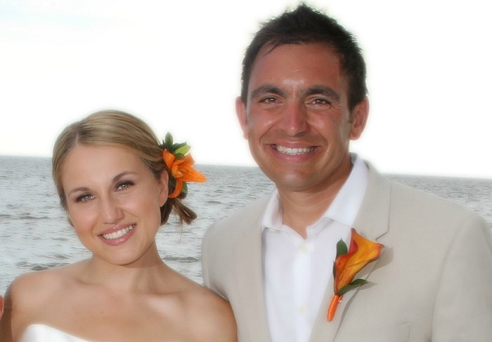 steven mifsud with wife Judith