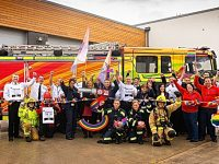 Cheshire Fire Service hailed by equality charity Stonewall