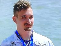 Stuart Wood earns Olympics place with world para canoe bronze