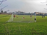 Railway Hotel move closer to Crewe Sunday Premier Division title