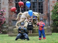 Young Superheroes to take over Nantwich beauty spot for charity
