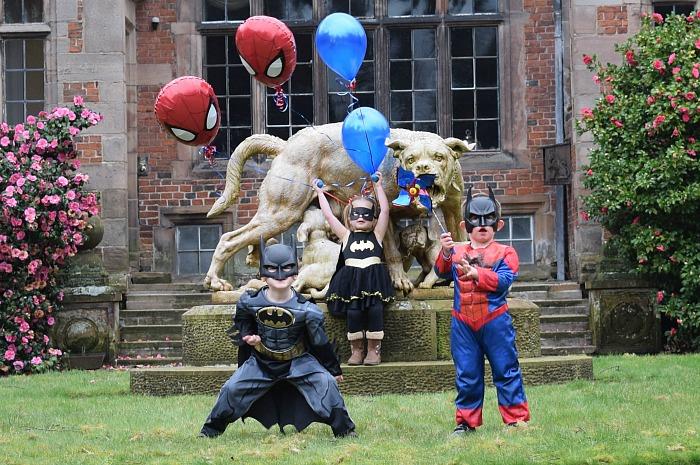 superheroes set for Dorfold Park picnic fundraiser