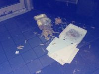 Shop 'blighted' by night-time litter in Nantwich town centre