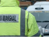 """Taxi Marshal"" plan for Nantwich Swine Market rank"