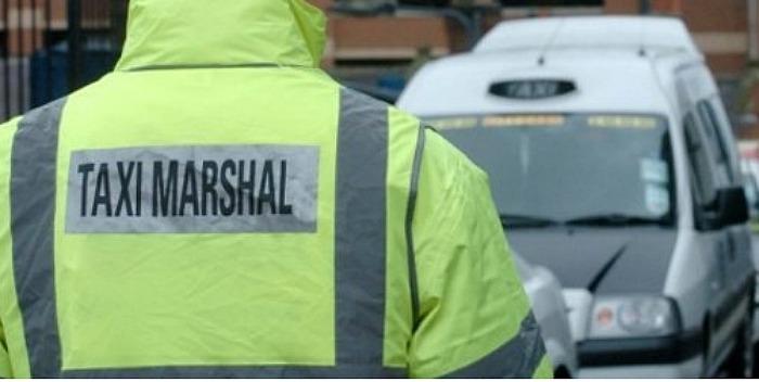 taxi marshal