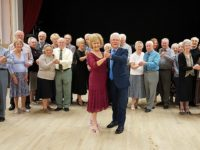 Nantwich Civic Hall hosts free tea dance sessions