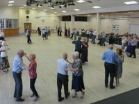 Strictly fans can enjoy free dance sessions at Nantwich Civic Hall