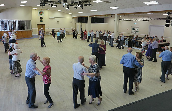 tea dance sessions civic hall