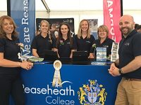 Reaseheath College scoops top honours at Royal Cheshire Show