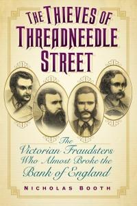 thieves of threadneedle street talk in nantwich