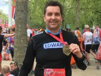 Cheshire MPs team up in London Marathon to raise charity funds