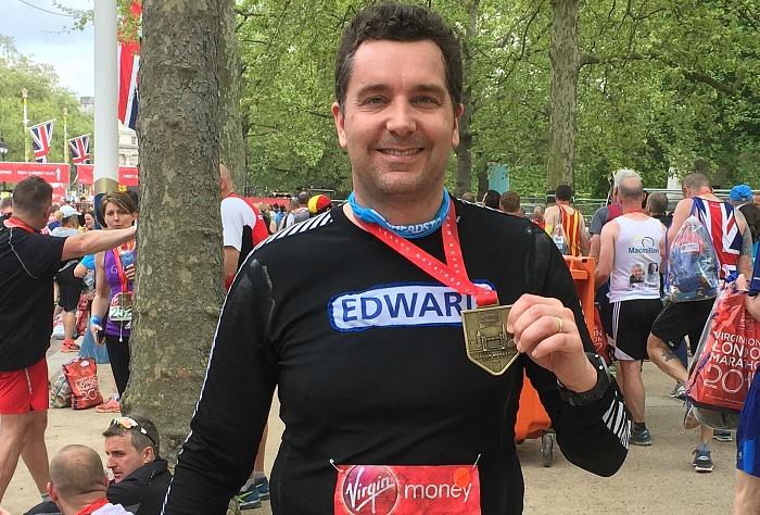 timpson London marathon