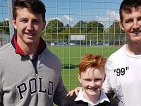 """World Cup star Tom Curry """"role model"""" for Crewe & Nantwich juniors"""