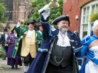 Nantwich Town Council to appoint official Town Crier