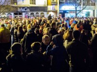 Picture Special: Thousands pack in to Nantwich for Christmas Lights switch on