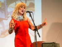 Toyah Willcox Nantwich Civic Hall show in pictures