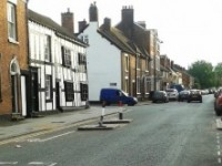 Danger traffic island on Welsh Row, Nantwich to be removed