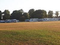 Council teams deal with latest illegal traveller encampment in Nantwich