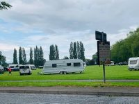 Barony Park leisure facilities closed after latest unauthorised traveller encampment